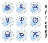 internet button 20   Shutterstock .eps vector #41796358