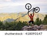 Mountain Biker Success  Lookin...