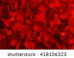 rose petals  closeup   Shutterstock . vector #418106323