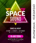 Club Electronic Space Sound...