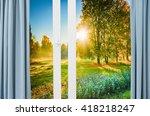 Beautiful Sunrise Sunshine Vie...