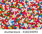 Colorful Candies Abstract...