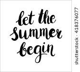 conceptual hand drawn phrase... | Shutterstock .eps vector #418376077