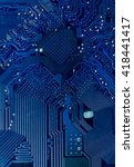 Integrated Circuit Pcb Board...