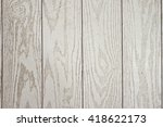 white wooden background | Shutterstock . vector #418622173