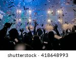 concert pub live | Shutterstock . vector #418648993