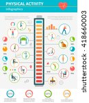 concept infographic showing by... | Shutterstock .eps vector #418660003