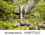 Ourlia Forest Waterfalls At...