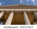 Ionian Column Capital...