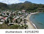 st.lucia | Shutterstock . vector #41918290