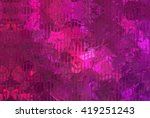 Abstract Beautiful Pink Elegan...