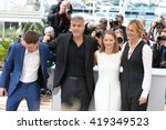 cannes  france   may 12  jack o'...   Shutterstock . vector #419349523
