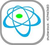medical icon | Shutterstock .eps vector #419465683