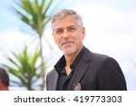 george clooney attends the ... | Shutterstock . vector #419773303