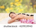 spa. | Shutterstock . vector #419919943
