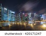 singapore  february 26 2016  ... | Shutterstock . vector #420171247
