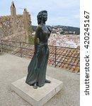 Tossa De Mar  Spain   May 6 ...