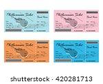 set of colorful philharmonic...