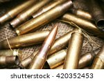 Small photo of Ammo Stock Photo High Quality