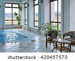 moscow region  abramtsevo ...   Shutterstock . vector #420457573
