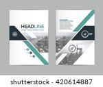 layout design template vector ... | Shutterstock .eps vector #420614887