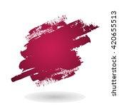 vector illustration of bright... | Shutterstock .eps vector #420655513