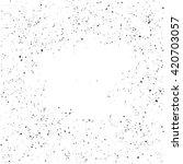 grunge texture background.... | Shutterstock .eps vector #420703057