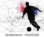 football poster | Shutterstock .eps vector #42103168