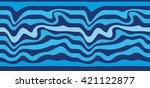 Blue Wave Seamless Pattern...