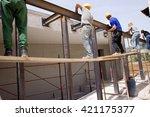 building | Shutterstock . vector #421175377