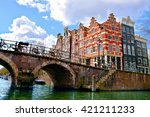 Traditional Dutch Old Houses O...