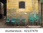 Post Card Chair Sccene...