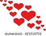 hearts creative | Shutterstock .eps vector #421510723