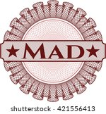 mad money style rosette