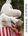 naantali  finland   circa...   Shutterstock . vector #421575763