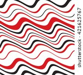 abstract wavy background   Shutterstock . vector #421625767