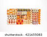 Huge Sushi Roll Set   Sushi...