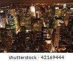 manhattan | Shutterstock . vector #42169444