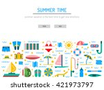 Summer   Banners Set For Summe...