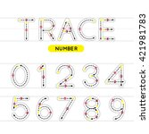 trace number design for...