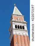 detail view of san marco bell... | Shutterstock . vector #422072197