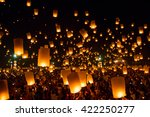 chiangmai  thailand   october... | Shutterstock . vector #422250277