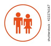 people icon | Shutterstock .eps vector #422276167
