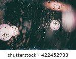 christmas background. elegant...   Shutterstock . vector #422452933