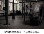 workout gym | Shutterstock . vector #422513263