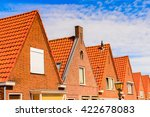 Typical House In Volendam ...