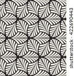vector seamless pattern.... | Shutterstock .eps vector #422690443