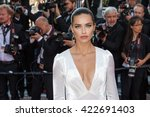 cannes  france   17 may 2016  ... | Shutterstock . vector #422691403