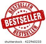 bestseller. stamp | Shutterstock .eps vector #422960233