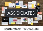 Small photo of Associates Connection Corporate Teamwork Assistance Association Concept